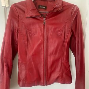 Danier leather jacket, size XS